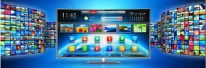 Smart TVs offer dozens of streaming choices