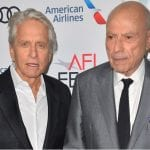 "Michael Douglas & Alan Arkin at the AFI Fest 2018 world premiere of ""The Kominsky Method"" in 2018"