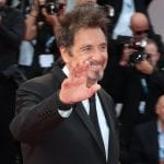 Al Pacino at 'Manglehorn' premiere during Venice Film Festival in 2014