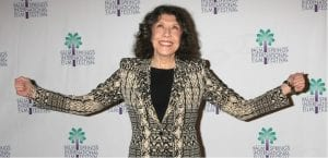Lily Tomlin in 2017