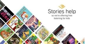 Free Audible Stories for kids