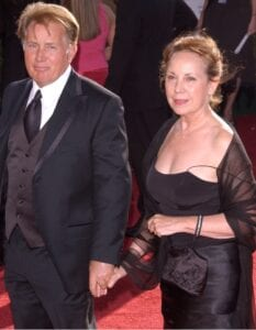 Martin Sheen and wife Jane Templeton