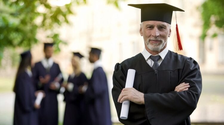 Read how seniors can attend college for free