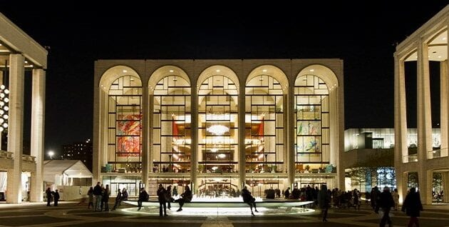 Free Metropolitan Opera HD performances