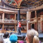Free plays at Shakespeares Globe