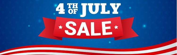 4th Of July Sale on appliances and more
