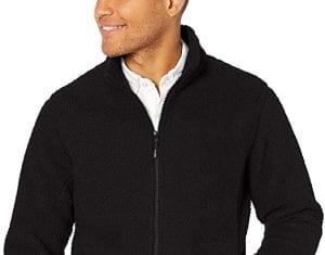 Fleece jacket on sale at Amazon
