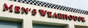 Mens wearhouse clothing sale