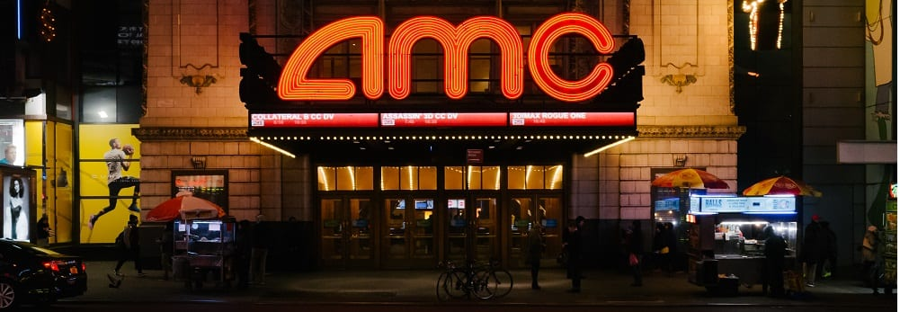 AMC Theaters announce grand reopening