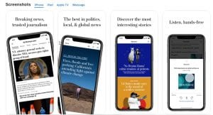 Washington Post Apps - Subscription special