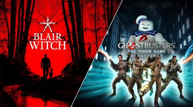 Blair Witch,Ghostbuster PC games