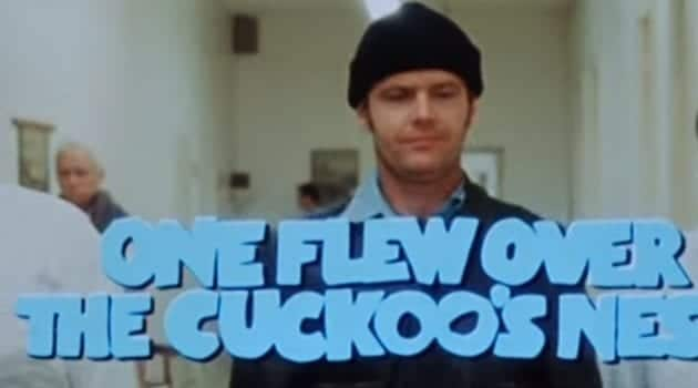 One Flew over the cuckoos nest in theatres