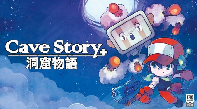 Cave Story+ Free Download