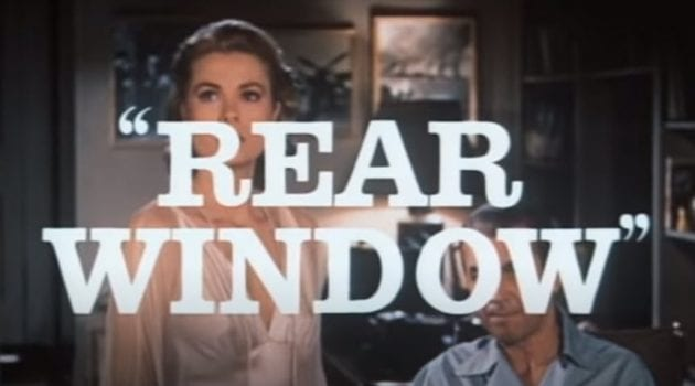 Rear Window on TCM