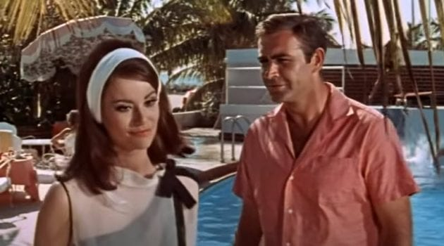 Thunderball with Sean Connery