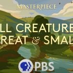 All creatures great and small returns to TV