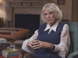 Duchess of Cornwall announces Book Club