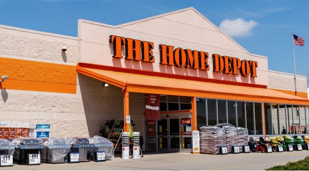 Home Depot sales, daily deals