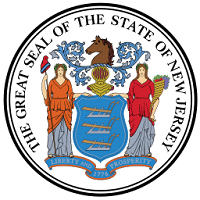 state seal of New Jersey