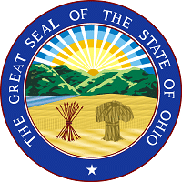 state seal of Ohio