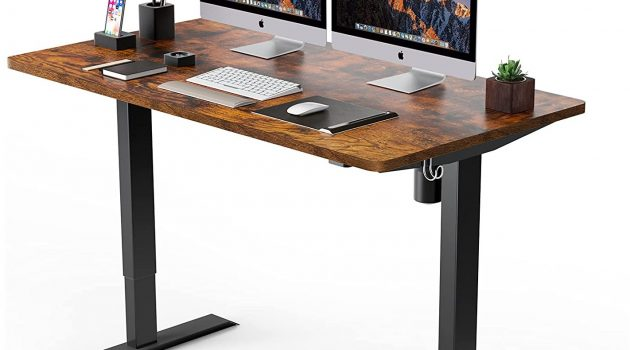Standing desk on sale at Amazon