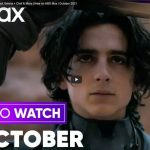 New on HBO Max October 2021
